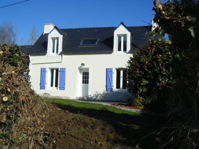 Cottage for 6 persons in Fouesnant - Fouesnant - Rumah percutian