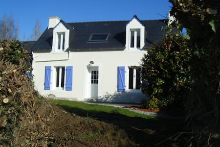 Cottage for 6 persons in Fouesnant - Fouesnant - Ferienunterkunft