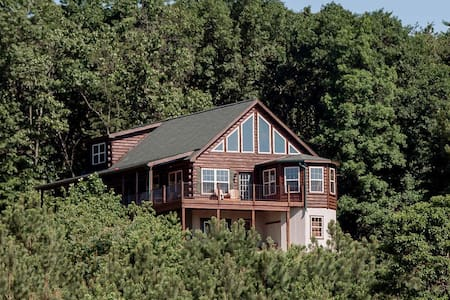 ★ See 4 STATES From THE DECK ★ A+VIEWS ★ 300-ACRES