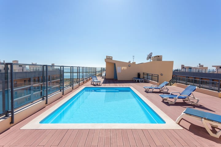 Charming Apartment at Sunny Olhão