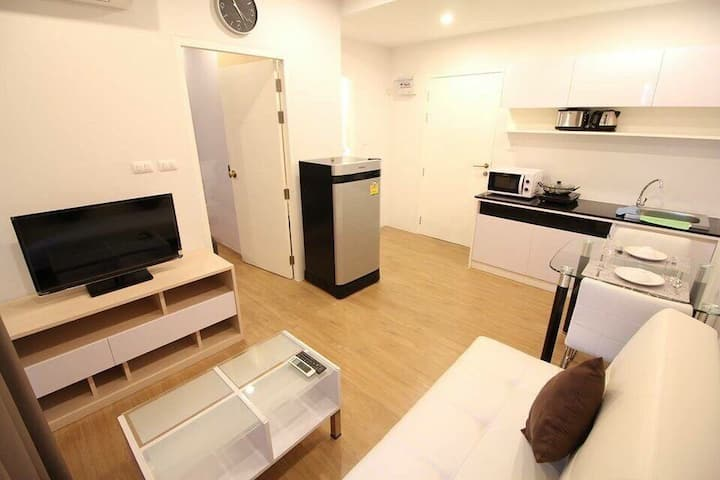 1 bdr cozy apartment in Chalong modern style