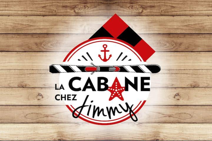 La Cabane Chez Jimmy - Petit-Saguenay - Apartamento