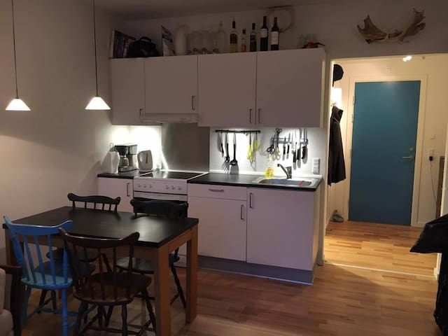 Nice City Center Apartment in Herning - Herning - Lejlighed