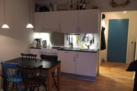 Nice City Center Apartment in Herning - Herning - Apartament