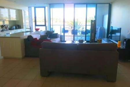 beautiful room in a very nice apartment - Applecross - Departamento