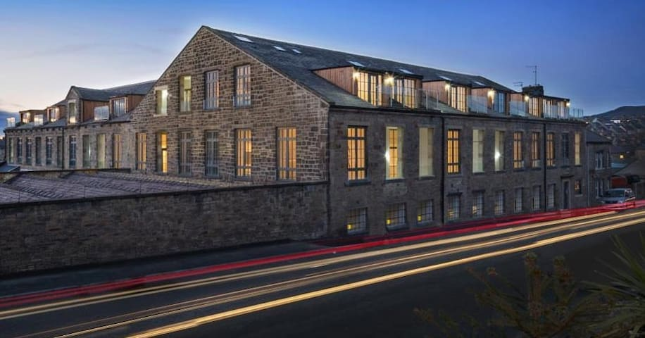 Top Floor Luxury Apartment in the Heart of Skipton