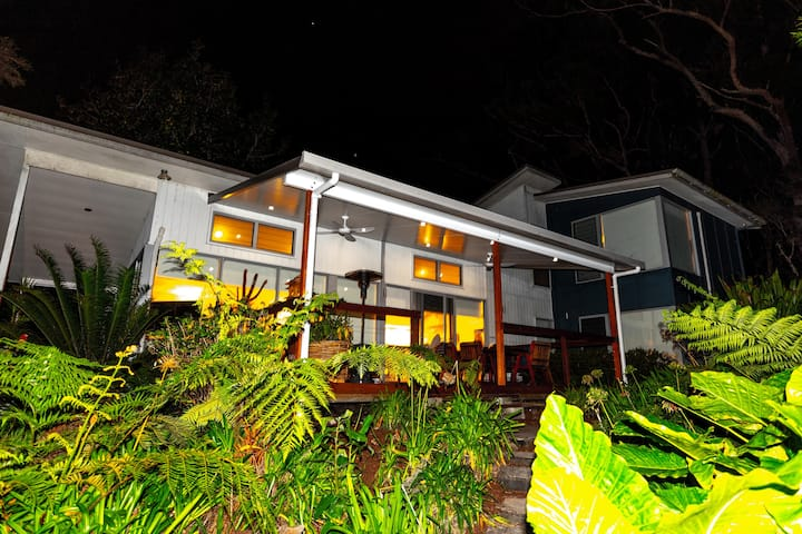 Springbrook-Twin Falls Retreat, Gold Coast
