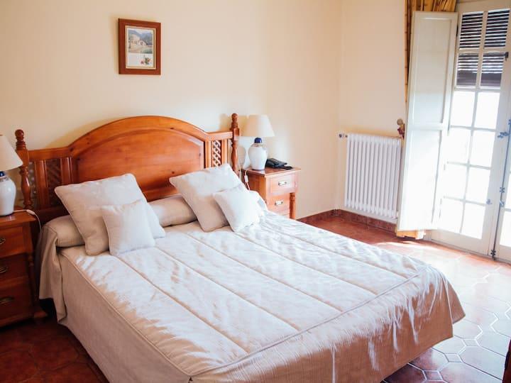 Hotel Finca las Beatas-Habitación Individual