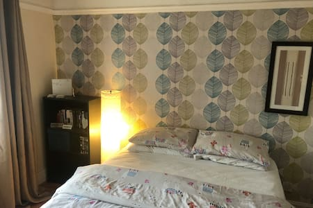 King size room. Westderby Liverpool.