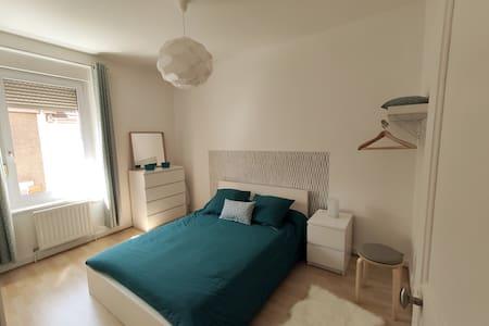 Maison confortable proche Luxembourg et Belgique