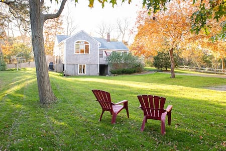 Steps to Cape Cod Bay Beach, 3 Bedroom Cottage - Eastham