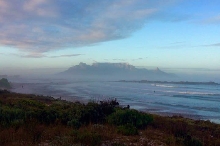 Kite surfer's paradise!