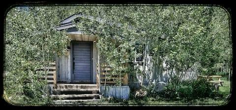 The Tahoe Cabin