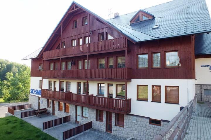 Apartment Albrechtice