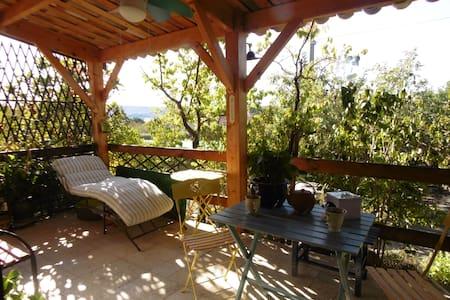 Sous les ciels de Provence en Luberon - Reillanne - Haus