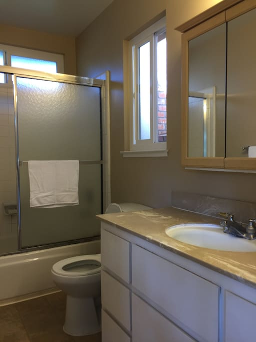 private bathroon