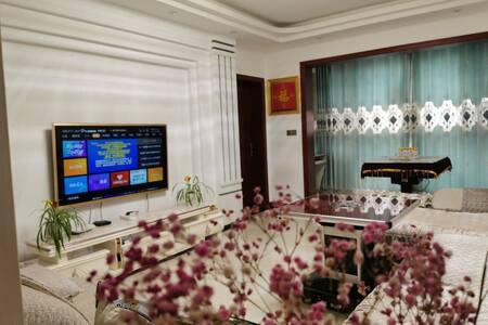 毕节维娜公寓(碧阳湖民宿)两居室套房
