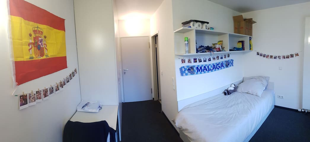 Lovely and cozy dormitory near the city centre