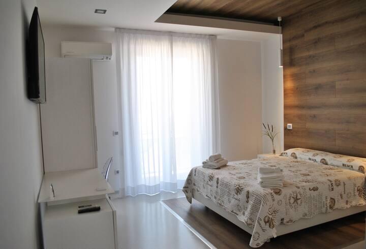 Stanza privata con bagno in camera