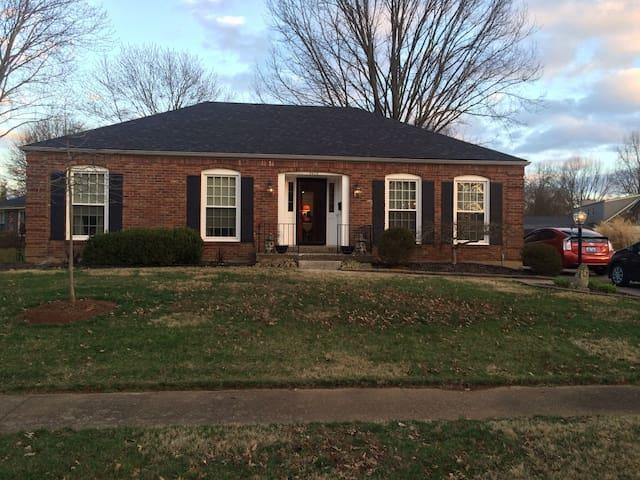 Derby Weekend East End Home - Louisville - House
