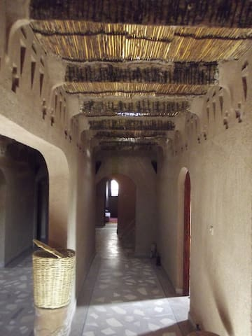 Kasbah in Jebrane - Skoura - Bed & Breakfast
