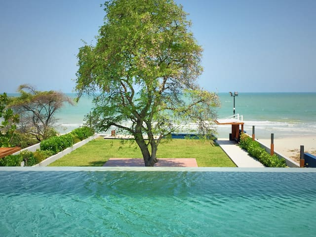 Baan Thew Talay Blue Sapphire - Tambon Cha-am - Appartement