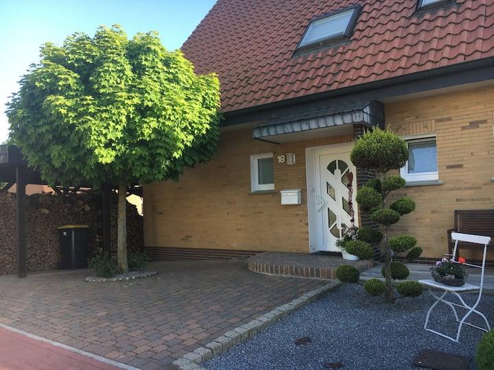 Südl. OS-Land Ferienwohnung in Hilter/ Wellendorf