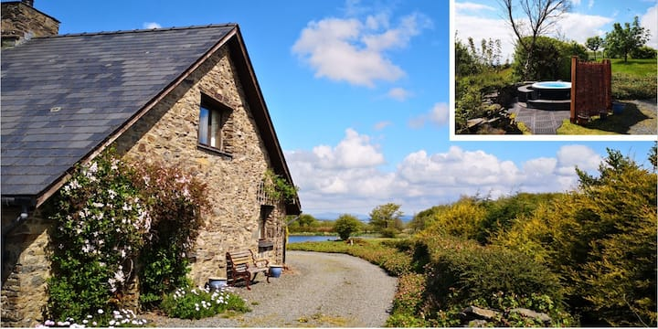 Cwtch Cottage - escape to the country and breathe!