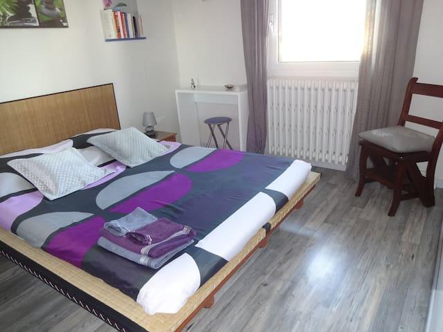 Villa calme pour 1 ou 2 personnes - Pezens - Huis