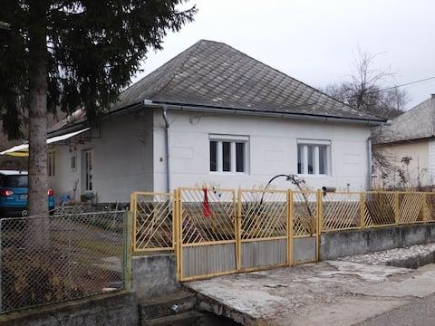 Authentic rural house in the Bükk mountain