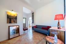 Coronari center cozy penthouse & amazing terrace