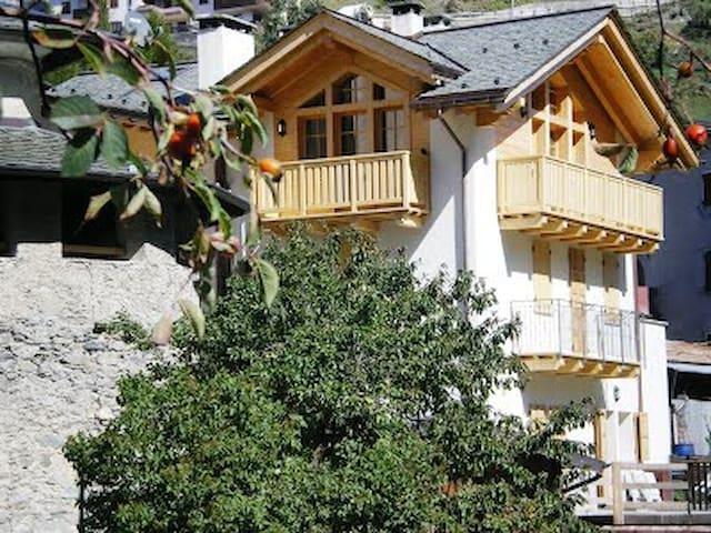 Live like a local with  Casa Zebrusius Bormio (Valfurva)