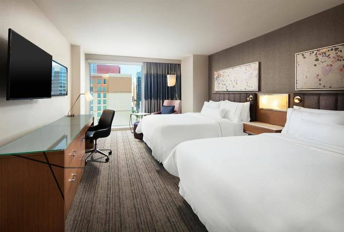 Super Bowl LI Westin Hotel Sleep 4 Austin TX - Austin - Bed & Breakfast