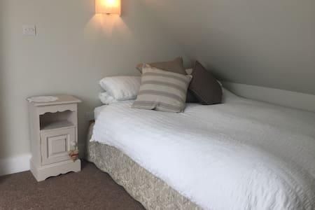Cosy en suite room - Bed & Breakfast