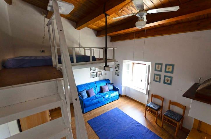 casetta indipendente con giardino - Porto Pozzo - House