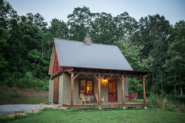Cozy Mountain Retreat 20 min. from downtown Chatt!
