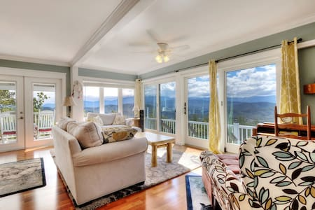Romantic Getaway with Stunning Panoramic Views - Sevierville - Kabin