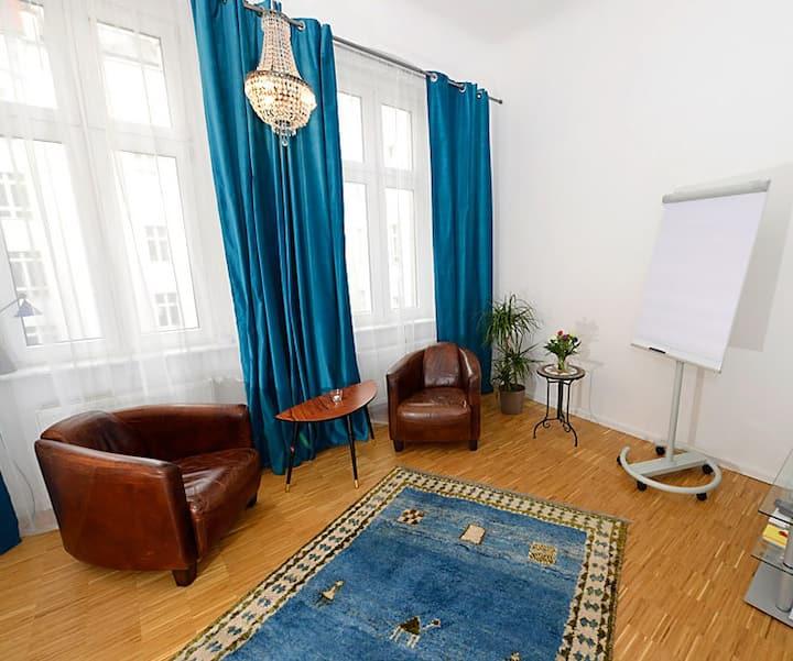 Grand appartement dans un loft, Berlin.