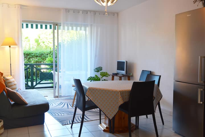 Appartement Embarcadère du Courant - Océan & Forêt