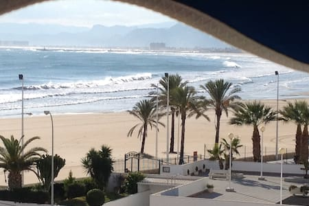 Mediterranean sea and culture near Valencia - Cullera - Apartment