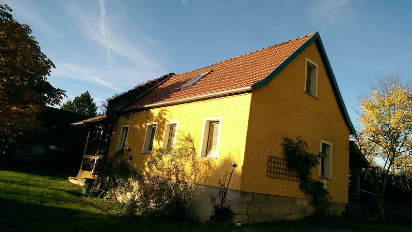 Landluft und Ruhe pur, Klassik und Kultur ganz nah - Rittersdorf - Casa de huéspedes