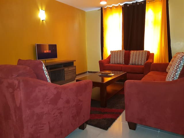One Bedroom Serviced Apartment