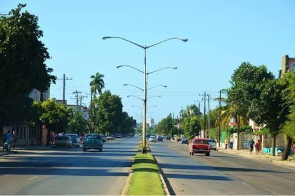 Calle de mi casa