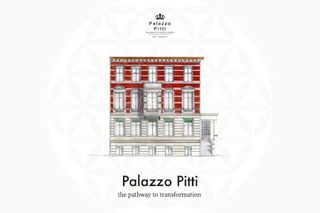 Palazzo Pitti, Zentrum ganzheitlichen Lebensstil