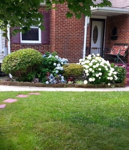Private, comfy apartment for one or two adults. - Hyattsville - Flat