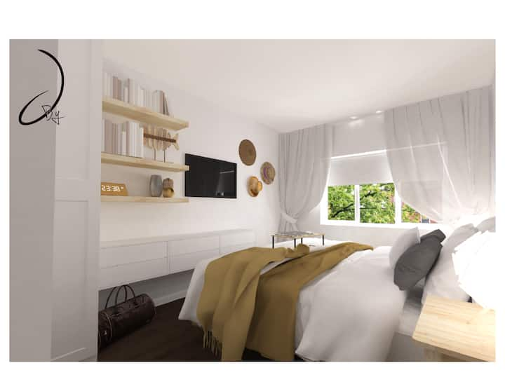 Cozy room - Olympic stadium & Downtown Montreal #6