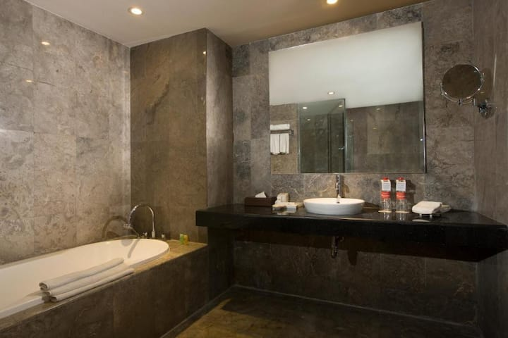 Cozy Suite One Bedroom At Bandar Lampung
