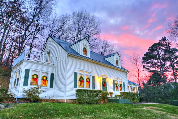 Hillside B&B in Elizabethton - Elizabethton - Bed & Breakfast