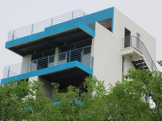 AluzacaMar, Suite 50 mts2 - Puerto López - Квартира