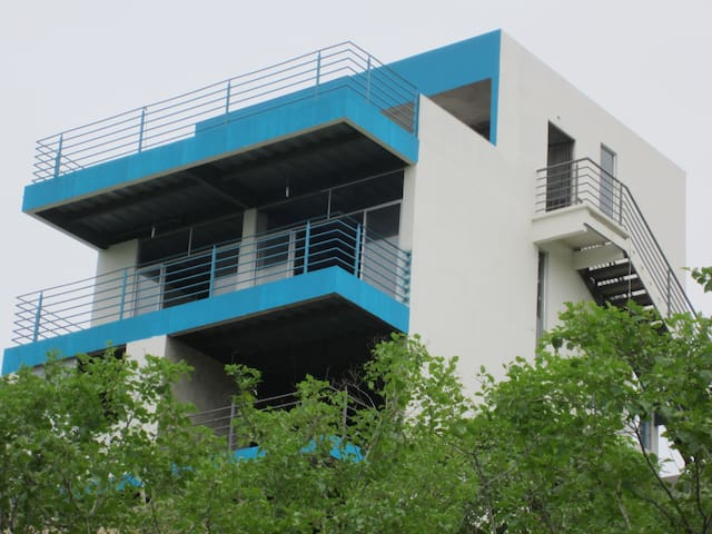 AluzacaMar, Suite 50 mts2 - Puerto López - Huoneisto